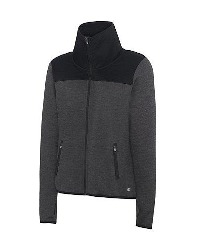 Champion J29900  Women Premium Tech Fleece Full Zip Jacket