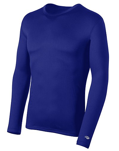 Duofold By Champion KMC1  Varitherm Men Long Sleeve Thermal Shirt