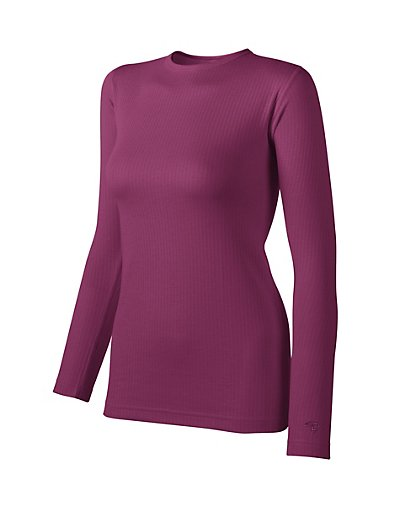 Duofold By Champion KMW3  Thermals Women Base Layer Shirt
