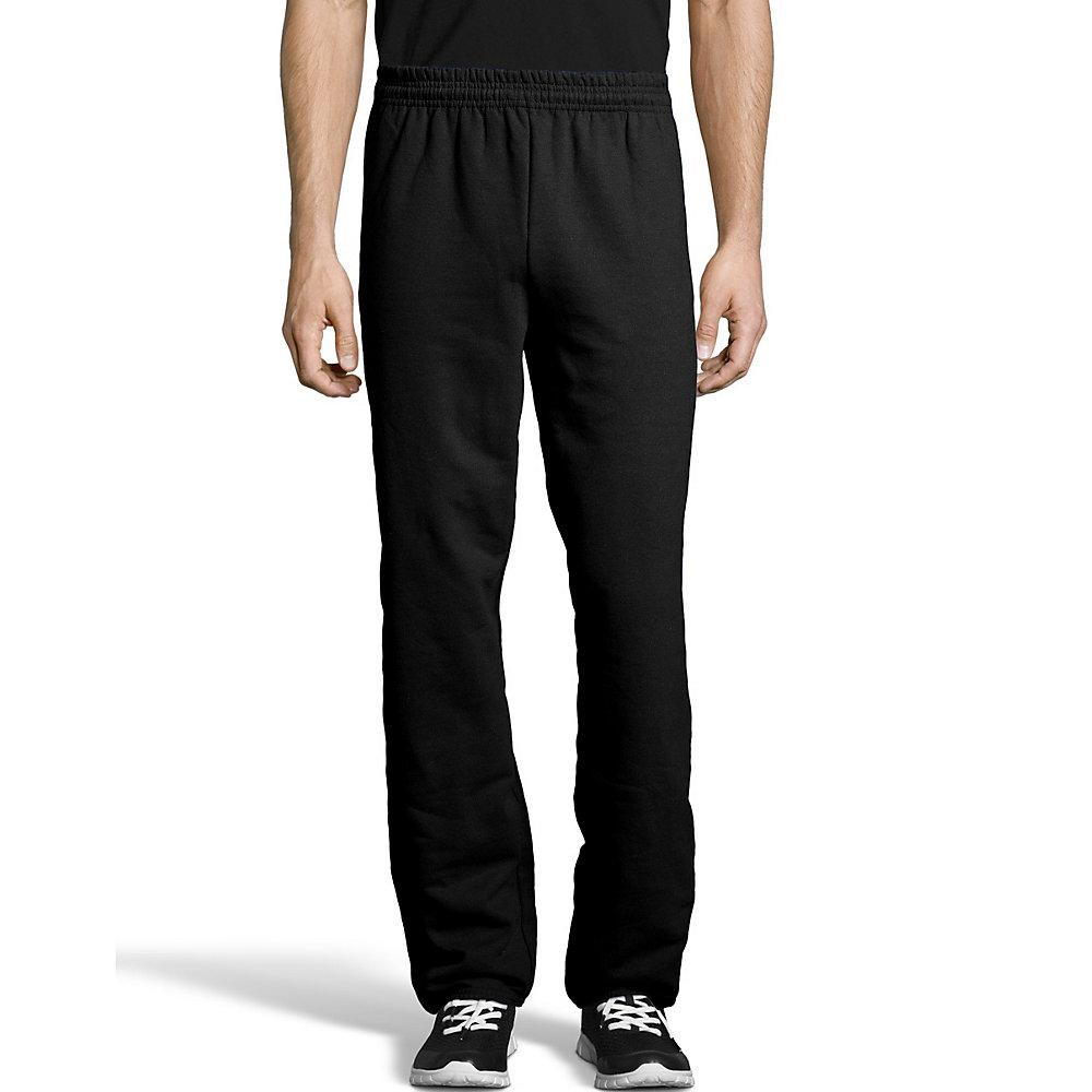 Hanes-ComfortBlend-EcoSmart-Men-039-s-Sweatpants thumbnail 8