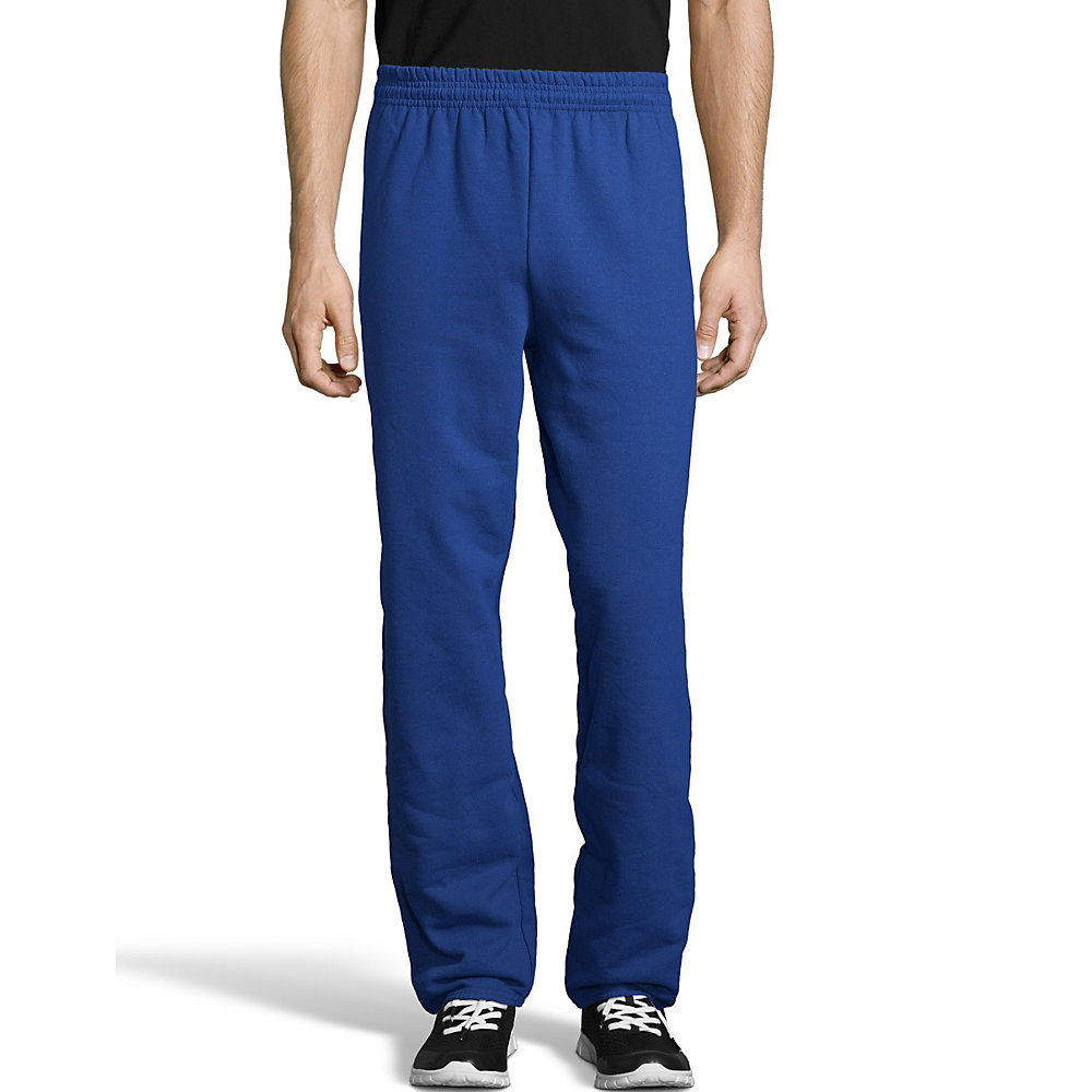 Hanes-ComfortBlend-EcoSmart-Men-039-s-Sweatpants thumbnail 6