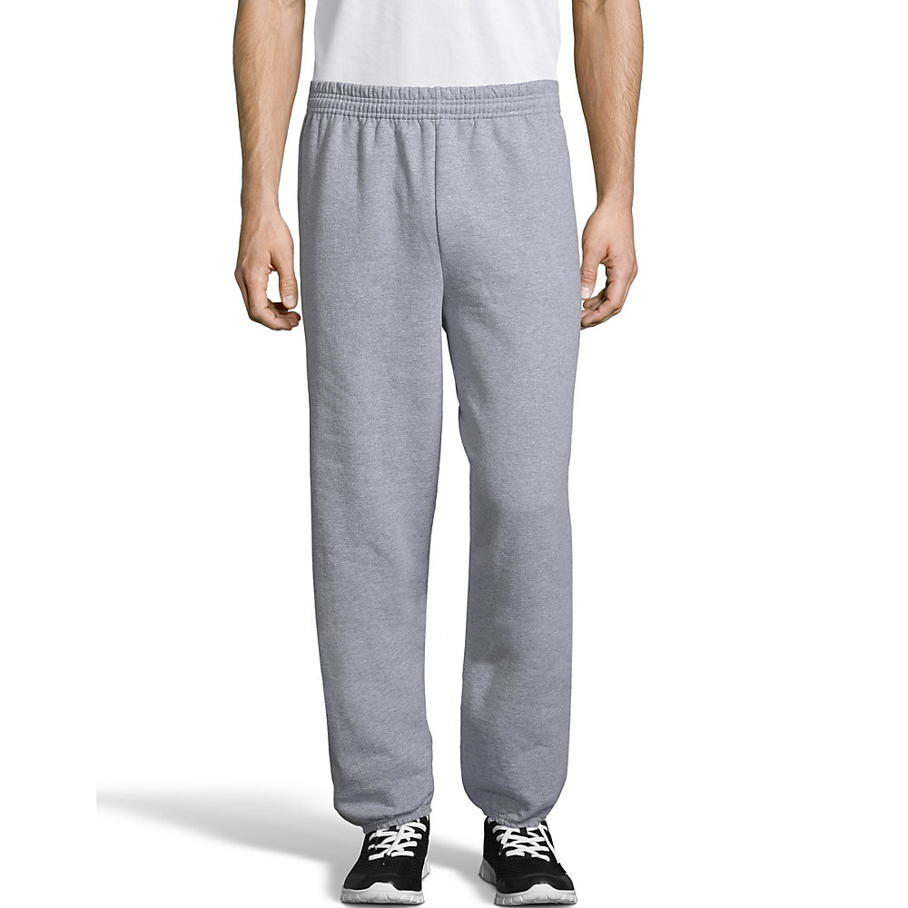 Hanes-ComfortBlend-EcoSmart-Men-039-s-Sweatpants thumbnail 11