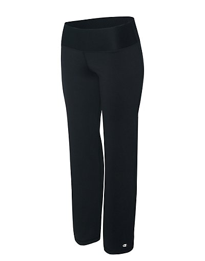 Champion QM0981  Women's Plus Absolute Semi-Fit Pants with SmoothTec™ Band