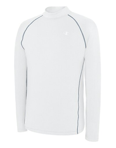 Champion T31123  Mens Cold Weather Mock