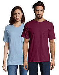 3XL T-Shirt 5180 PI Hanes Beefy-T Mens Shirts Fashion Short Sleeve Unisex S