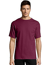 6688515141d58 image of Hanes Men s TAGLESS® Short-Sleeve T-Shirt with sku 349107