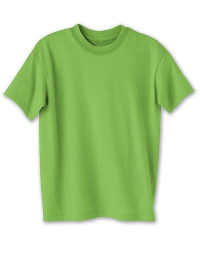 Hanes Kids' ComfortBlend EcoSmart Crewneck Lime XL