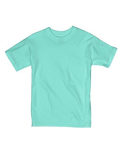 Hanes Kids' Beefy-T T-Shirt Clean Mint XL