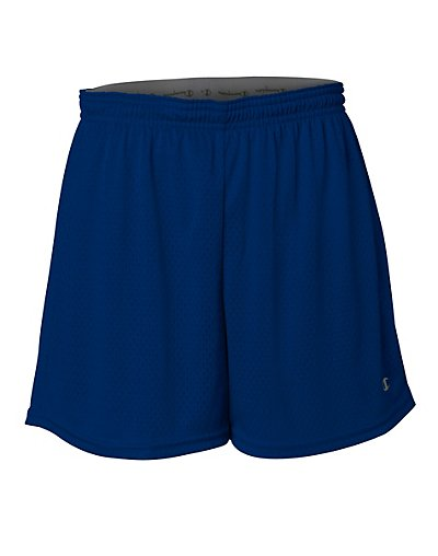 Champion Women's Active 5' Mesh Short Athletic Royal S