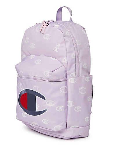 Champion Life Supercize 2.0 Backpack Pale Violet Rose ONE SIZE