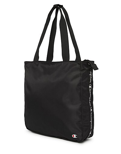 Champion Life Expander Side Zip Tote Black ONE SIZE
