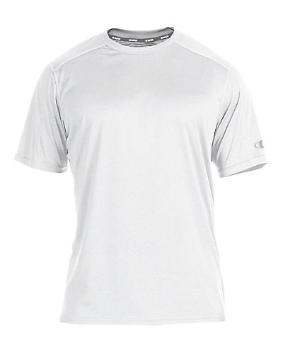 Image of Champion Big & Tall Men's Core Basic Performance Tee White 4XL