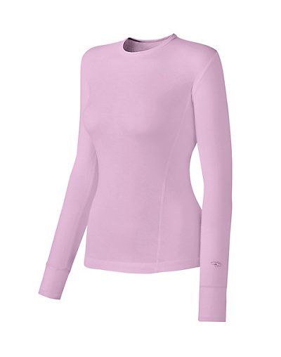 Duofold by Champion Varitherm Women's Base-Layer Long-Sleeve Ice Cake M