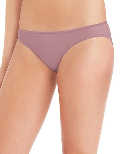 Hanes Cool Comfort Women's Microfiber Bikini Panties 8-Pack Assorted 5