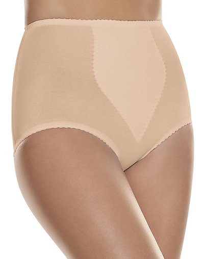 Hanes Shaping Brief 2-Pack Light Beige 6XL