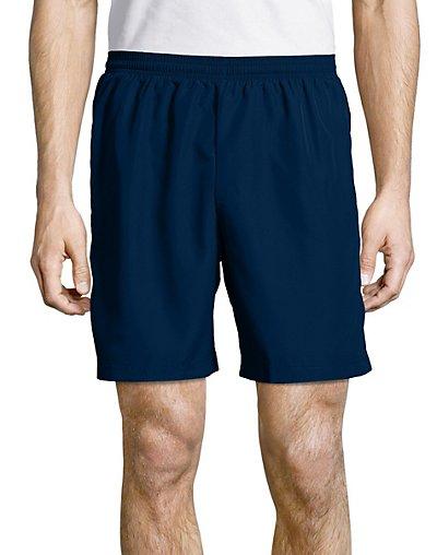 Hanes Sport Men's Performance Running Shorts Navy 2XL