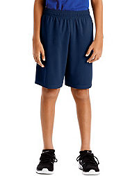 3d9affbd6 image of Hanes Sport™ Boys  9-inch Performance Shorts with Pockets with sku