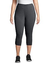 c260f13c199 Just My Size Stretch Cotton Jersey Women s Capri Leggings