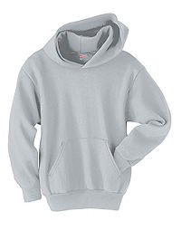 image of Hanes Youth ComfortBlend® EcoSmart® Pullover Hoodie with sku:350454