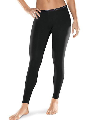 Image of C9 by Champion Women's Lightweight Core Baselayer Pants Black L