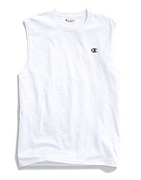214499187bf Champion Men s Classic Cotton Muscle Tee