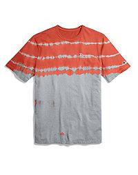 2bf19cea6 Champion Life® Men's Reverse Weave™ Streak Dye Tee, Embroidered Logo