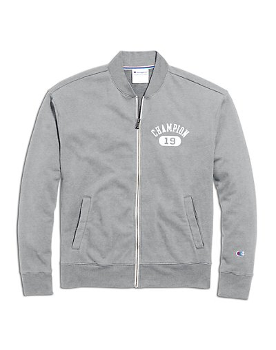 d8d36ae2d319 Click here for Champion Mens Heritage French Terry Warm-Up Jacket... prices