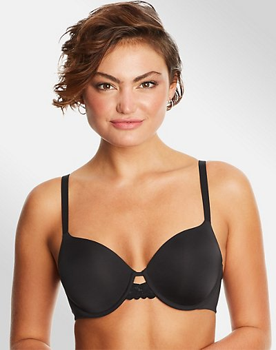 Extra Coverage Underwire - Black