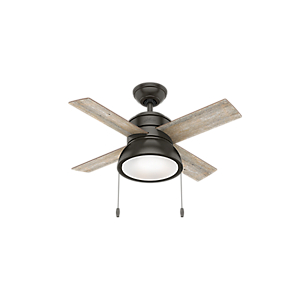 Ceiling Fans with Lights - LED, Small & Large   Hunter Fan on