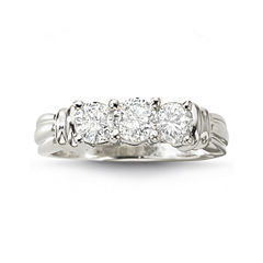 Love Lives Forever™ 1 CT. T.W. Diamond 3-Stone Ring