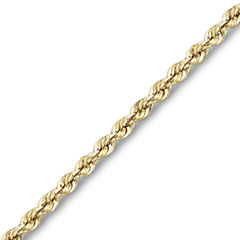 14K Yellow Gold 2.5mm 16-24
