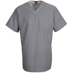 Chef Designs® V-Neck Chef Shirt