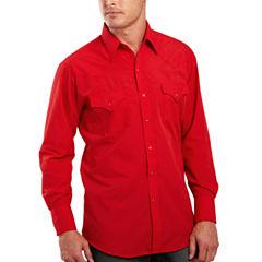 Mens Western Shirts, Pearl Snap Shirts, Mens Denim Shirts - JCPenney
