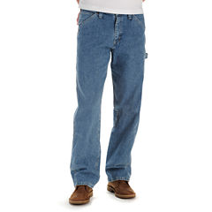 Lee Straight Fit Carpenter Jeans Big and Tall