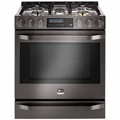 LG 6.3 Cu. Ft. Gas Slide-in Range