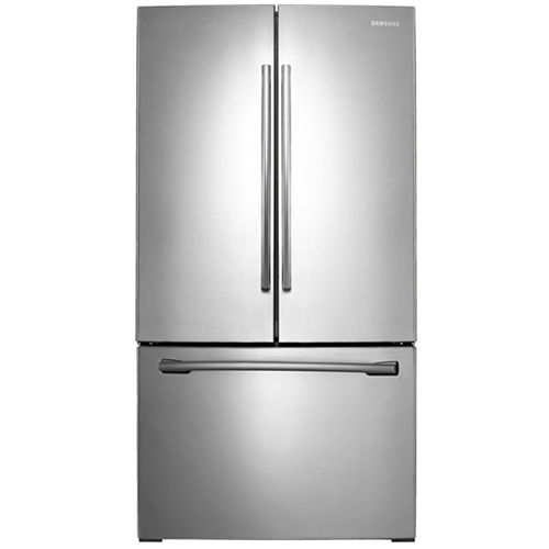 """Samsung ENERGY STAR® 26 cu. ft. 36"""" Wide French Door Refrigerator with Internal Filtered Water"""