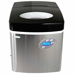 NewAir AI-215SS Stainless Steel Portable Ice Maker