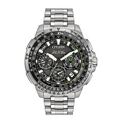 Citizen® Eco-Drive Promaster Navihawk Mens World Time GPS Watch CC9030-51E