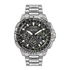 Citizen® Eco-Drive Promaster Navihawk Mens World Time GPS Watch CC9030-51E