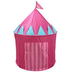 Outdoor Oasis™ Princess Castle Pop-Up Tent