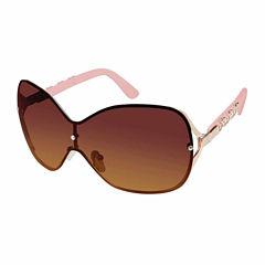 South Pole Rimless Shield UV Protection Sunglasses-Womens