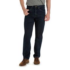 Lee® Regular Fit Straight Leg Jeans–Big & Tall
