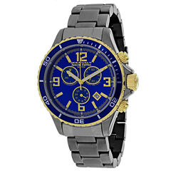 Oceanaut Mens Gray Bracelet Watch-Oc8336