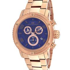 Oceanaut Mens Rose Goldtone Bracelet Watch-Oc3126