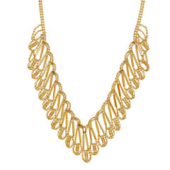 Limited Quantities! 10K Statement Necklace