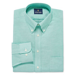 Stafford Long Sleeve Oxford Dress Shirt