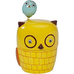 Creative Bath™ Give A Hoot Jar