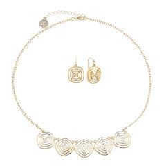 Liz Claiborne Womens 2-pc. Jewelry Set