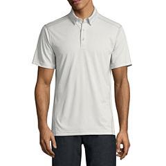 Msx By Michael Strahan Short Sleeve Polo Shirt