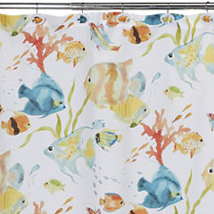 Creative Bath™ Rainbow Fish Shower Curtain